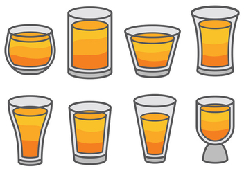 Free Spritz Icons Vector - Free vector #429197