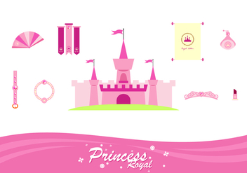 Royal Element Free Vector - vector #429327 gratis