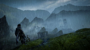 Middle Earth: Shadow of Mordor / Looking Over - Kostenloses image #429797
