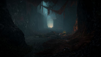 Middle Earth: Shadow of Mordor / Light at the End of the Tunnel - Kostenloses image #430357