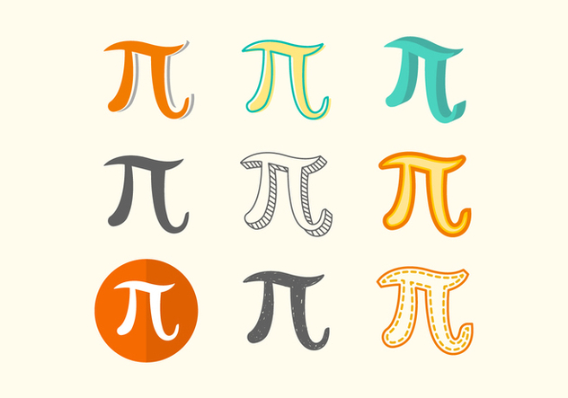 Free Pi Symbol Vector Free Vector Download 430587 Cannypic