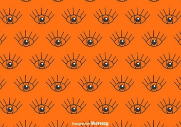 Eye Vector Pattern - Free vector #430797