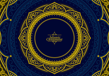 Islamic Ornament Free Vector - Free vector #431297