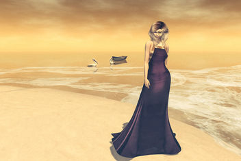 Muriel Gown by Jumo @ Swank - Free image #431367