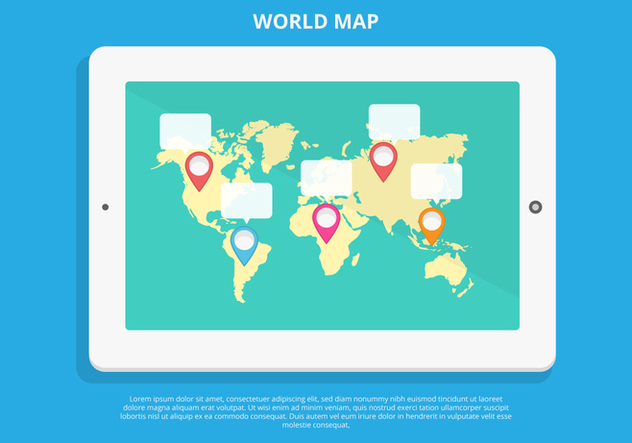 Free world map infographic vector free vector download 432337 cannypic free world map infographic vector free vector 432337 gumiabroncs Image collections