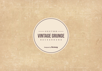 Vintage Grunge Background - Kostenloses vector #432567