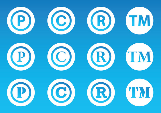 Copyright Symbol Free Vector Download 433407 Cannypic