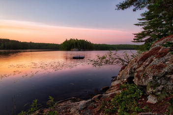 Dawn in Maine.. - image gratuit #434477