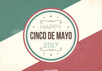 Cinco de Mayo Illustration - vector #434737 gratis