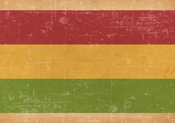 Grunge Flag of Bolivia - бесплатный vector #434767