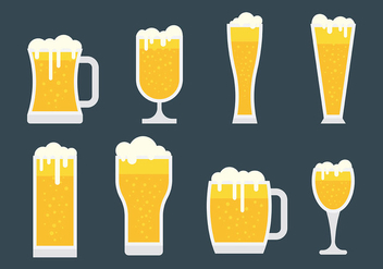 Free Cerveja Vector Icons - Kostenloses vector #435097