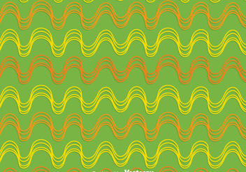 Green Copacabana Pattern Vector - бесплатный vector #435737
