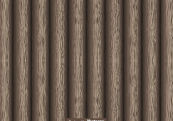 Wood Texture - Seamless Pattern - vector #436197 gratis