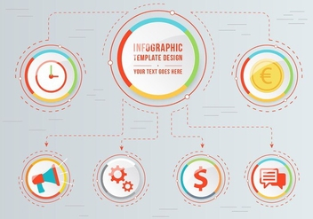 Free Vector Infographic Illustration - Free vector #436377