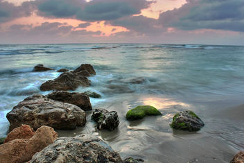 Sunset at Caesarea, Israel - Free image #437057