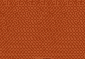 Vector Basketball Texture Seamless Pattern - Kostenloses vector #437507