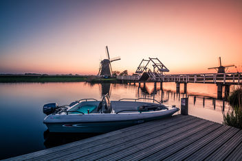 Kinderdijk, Holland - Free image #438307