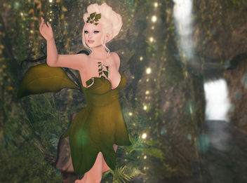 Pixel Tinkerbell Is Back! - Free image #438587