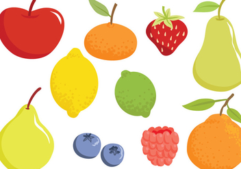 Free Fruit Vectors - Free vector #439767