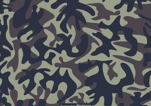 Digital Multicam Vector Pattern - Free vector #440307