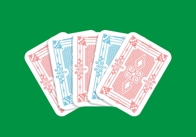 Playing Card Design - бесплатный vector #440647