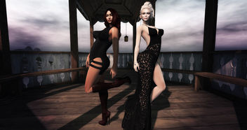 LOTD 40: Double Trouble (fashion, building & gifts) - Free image #441287