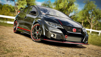 Forza Horizon 3 / Honda Civic Type R '16 - бесплатный image #442557