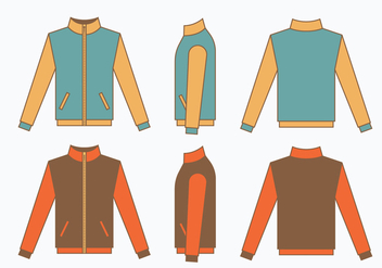 Windbreaker Jacket - Kostenloses vector #444017