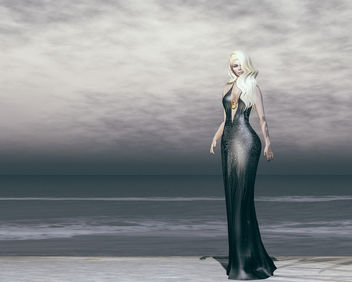 Cassiopeia Gown by Jumo @ YIN/YANG (starts 15th June) - Free image #444907