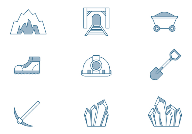 Cave Icons - Free vector #445777