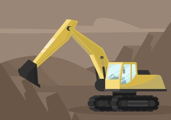 Demolition Illustration - Free vector #446097