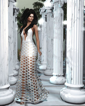 Chantal Gown by Jumo - image #446527 gratis