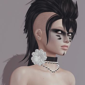 Makup Tribal Paint by Arte @ The Fantasy Collective - бесплатный image #447057