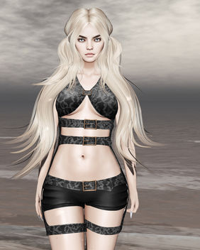 Leila Outfit by United Colors @ Souled out - Free image #447107