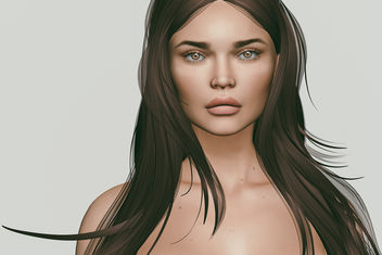 Skin Alix (LeLutka Applier) by theSkinnery @ Shiny Shabby - бесплатный image #447217