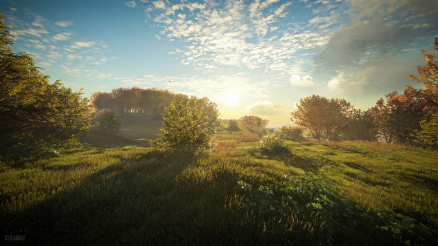 TheHunter: Call of the Wild / Morning Sun - Free image #447227