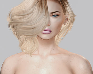 Alix Lipstick Kit (LeLutka Applier) Group gift by theSkinnery - бесплатный image #447357