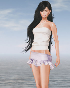 Summer Breeze by Lybra @ The Gacha Garden - image gratuit #447767