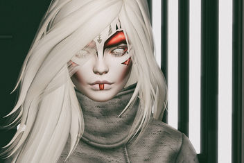 Andromeda Makeup by SlackGirl @ thereafter - Free image #447917