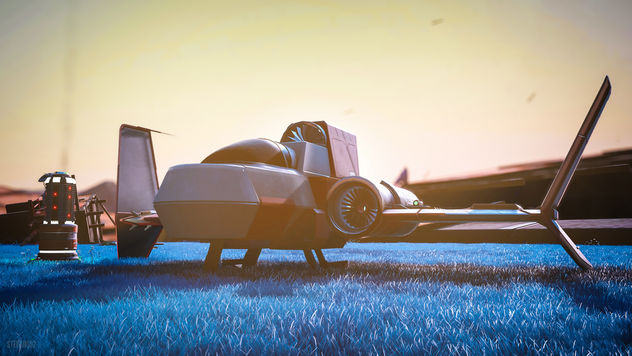 No Man's Sky / Ready for Takeoff - Free image #448567