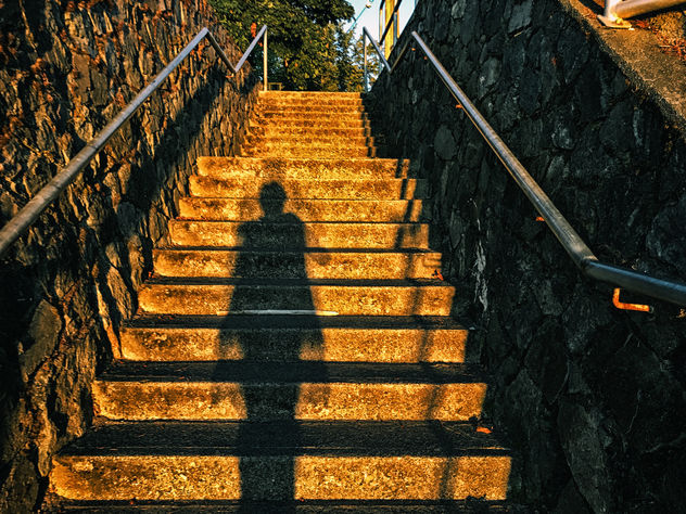 Sunrise Stairs - Kostenloses image #448667