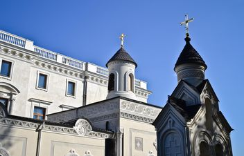 Church of Livadia palace, Crimea - image #449627 gratis