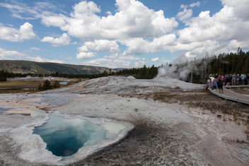 Spring and Geyser - Kostenloses image #449727