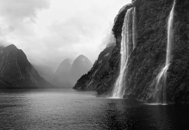 Doubtful Sound New Zealand. - бесплатный image #449937