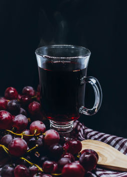 Hot Grape Drink - Free image #450337