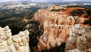Bryces Canyon. - Kostenloses image #450577