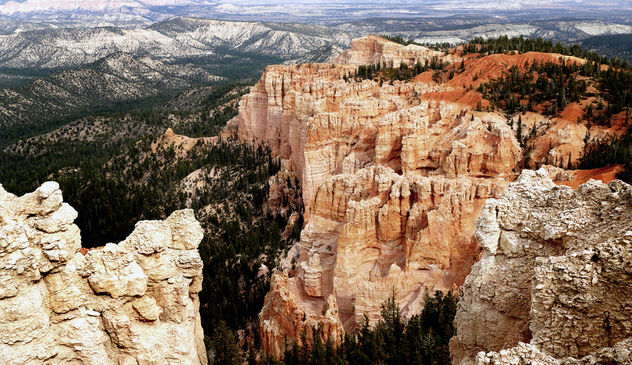 Bryces Canyon. - Free image #450577