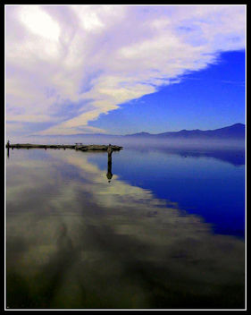 Salton Sea Sky, California - бесплатный image #451957