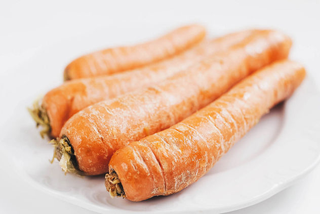 Close up of carrots. Healthy eating _.jpg - Kostenloses image #452777