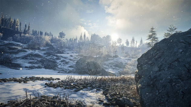 TheHunter: Call of the Wild / Starting to Snow - image gratuit #453027